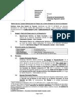 Demanda - Desnaturalización Contractual y Reposición - Verónica Zuni - J