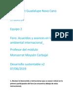 Nava_Montserrat_ Acuerdos y avances en la gestión ambiental internacional