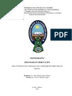 DT-V-XIII 094 INVESTIGACIÓN COMPARADA DE LA PRESCRIPCIÓN TRIBUTARIA EN BOLIVIA