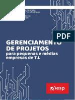 LINS DE ARAÚJO, Thúlio dos Santos et al. Gerenciamento de projetos para pequenas e médias empresas de T.I.