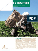 Folleto Agricultura Mundial