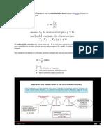 El coeficiente de variación de Pearson