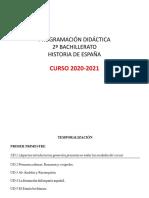 Curriculo UUDD Historia de España.pptx