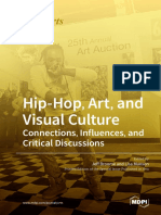Hip-Hop, Art, and Visual Culture - Connections, Influences, and Critical Discussions