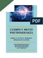 REVISTA PARA EL TRABAJO FINAL DE PSICOFISIOLOGIA