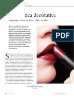 Cosmetica Decorativa