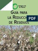 Guia como Reducir Residuos - Amigos de la Tierra