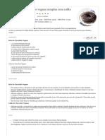Bolo de Chocolate Vegano Simples com Calda _ PLANTTE.pdf
