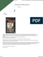 livro - Anjos e Demônios - A Luta Contra o Poder das Trevas