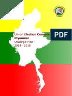 UEC Strategic Plan 2014-2018