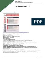 Coordinacin General de Control Escolar - Actual Calendario de Trmites 2021 a - 2020-09-24