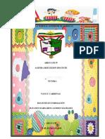 AGENDA DE RELFELXION DOCENTE 2
