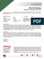 TDS-Afix-Supertron-Pastina