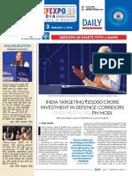 DefExpo 20 Daily 2.pdf
