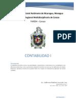 Contabilidad I - Generalidades de la contabilidad