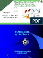 La planificación estratégica