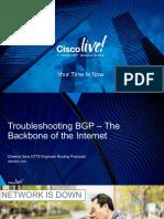 BGP Troubleshooting
