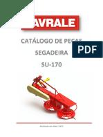 Segadeira SU 170