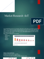 Market Research -IoT_Sectorwise