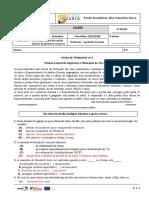 Ficha de Trabalhonº 4 - UFCD 6570 -Correção
