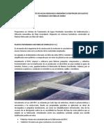 Sistema de Tratamiento de Aguas Residuales Anaerobico ECO by CATEK