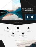 Networking Newsletter by Slidesgo (1).pptx