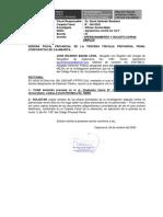 Apersonamiento Fiscalía - Acuña