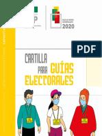Cartillas guías electorales