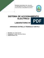LABORATORIO N10 SISTEMA DE ACCIONAMIENTO ELECTRICO