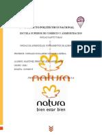 Proceso administrativo Natura