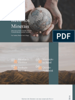 geografia - mineração