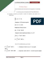 Matematica enfocado a problema Clínico