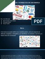 conceptos y atributos de una marca