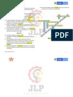 3. CRUCIGRAMA - POLITICAS DE BIENESTAR