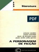 O personagem no teatro - Décio de Almeida Prado - O personagem de ficção.pdf