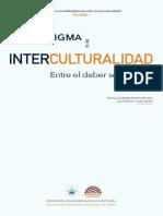 El paradigma de la interculruralidad.pdf