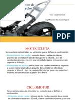 Mecanica en motocicletas clase 1
