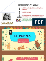 CLASE EL POEMA