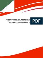 Apostila - Psicomotricidade, Recreação e Jogos (1).pdf