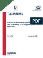TIA-607-b - Sistemas de Tierra para Telecomunicaciones.pdf