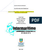 INTERMARITIMO estructura empresarial