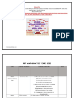 RPT 2020 DLP Mathematics Year 3 KSSR Semakan