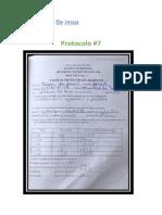 Protocolo #7,8 y 9