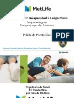 Presentacion de MetLife Empleados Gobierno 5.2018.Final POLICIA PR