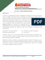 ESTRUTURAS DE MADEIRA E AÇO - AULA EM 23 SET 2020  - 8ª SEMANA