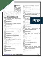 EXAMEN PSICOMETRICO  ACADEMIA PREPOLICIAL.doc