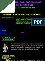 COMPLEJOS PSICOLOGICOS-ROSILLO
