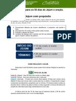 Sugestão e estratégias para os 50 dias de Jejum e oração RESUMIDO.pdf