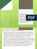 DERECHO MUNICIPAL - CLASE 2