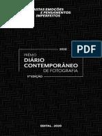 Edital_PrêmioDiárioContemporâneodeFotografia_2020